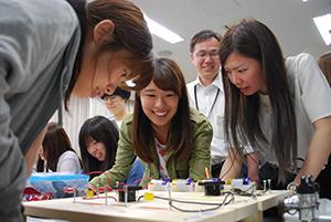日本電機工業会「楽しく電気を学...