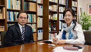 橋本和仁教授